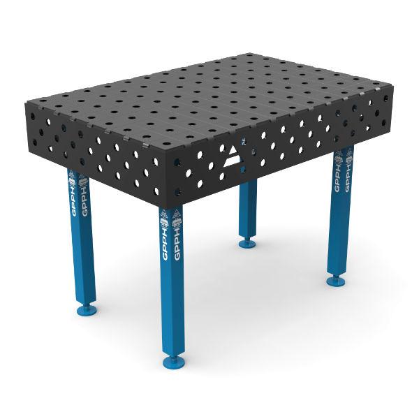 GPPH ECO hagyományos hegesztőasztal