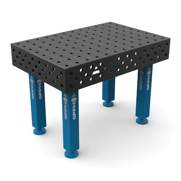 GPPH PRO hagyományos hegesztőasztal