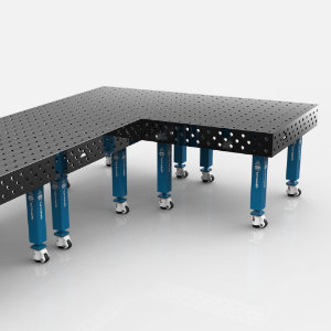 GPPH hagyományos hegesztőasztal