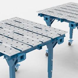 GPPH moduláris hegesztőasztal