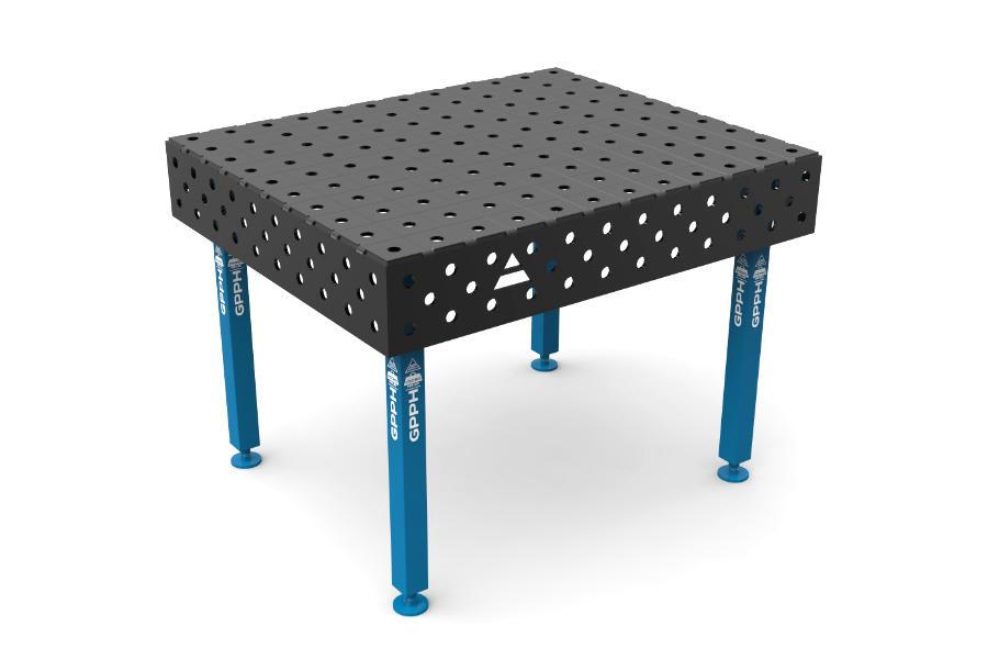 GPPH ECO 1200x1000 mm hagyományos hegesztőasztal