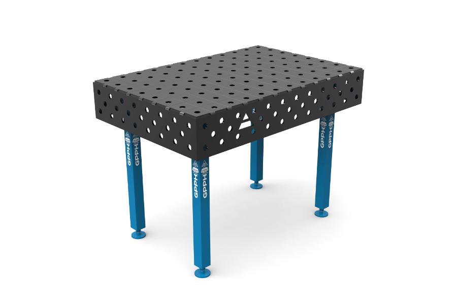 GPPH ECO 1200x800 mm hagyományos hegesztőasztal