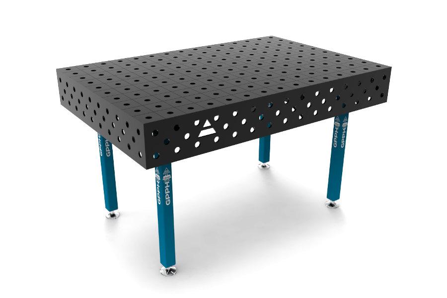 GPPH ECO 1500x1000 mm hagyományos hegesztőasztal