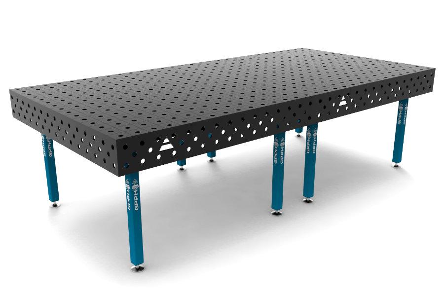 GPPH ECO 3000x1480 mm hagyományos hegesztőasztal