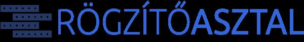 rögzítőASZTAL logó